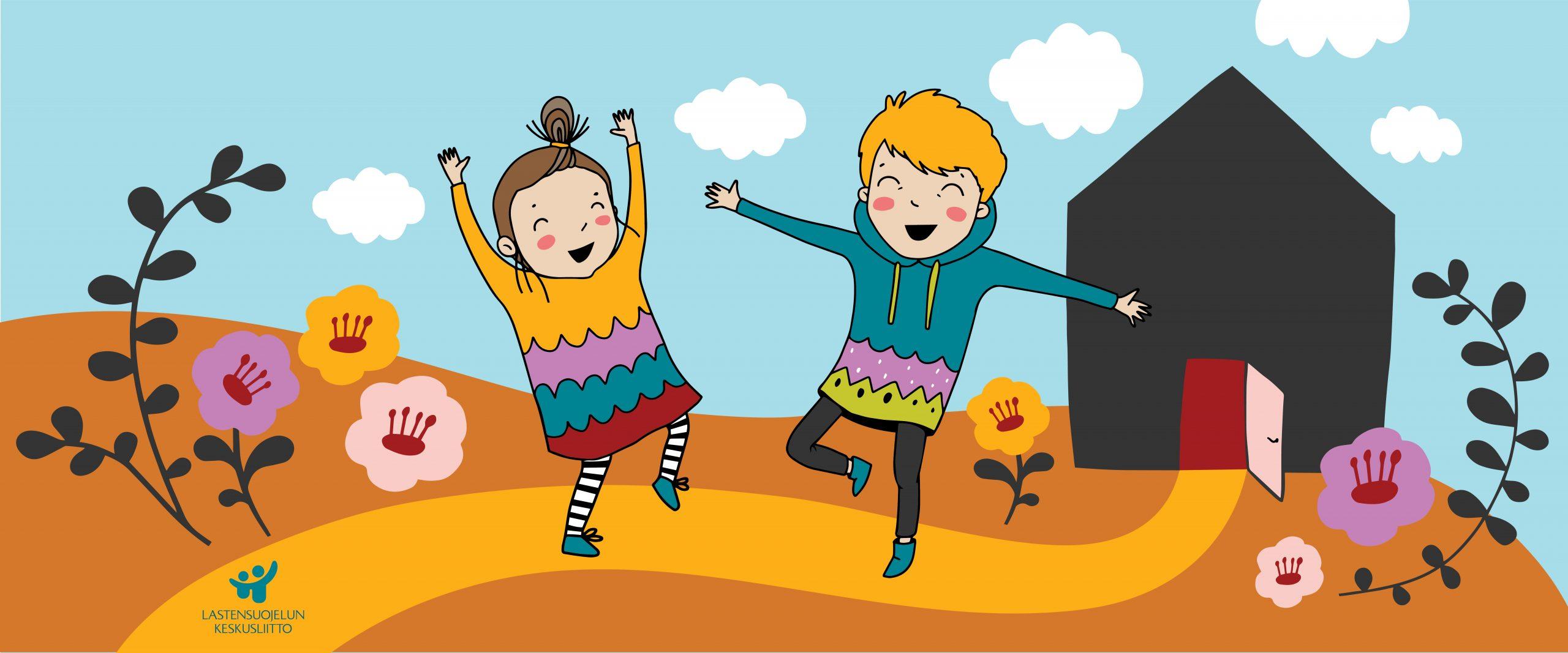 Valtakunnalliset lastensuojelupäivät® 2021: Lastensuojelu on koronan jälkeen uuden edessä