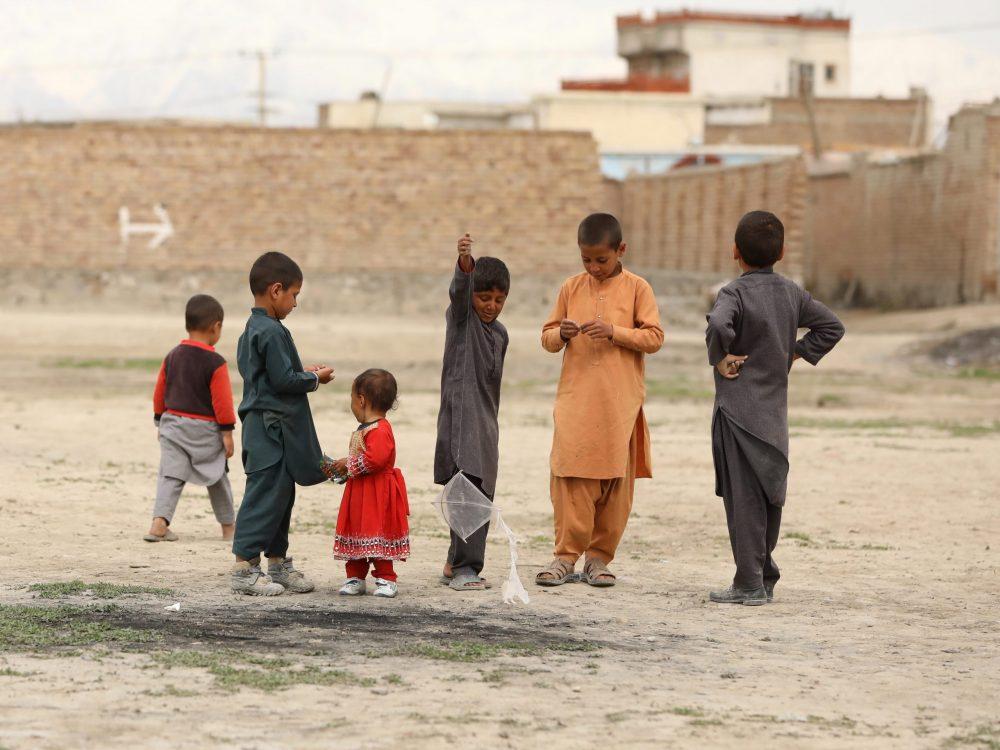Afganistanin lapset tarvitsevat nyt tukea