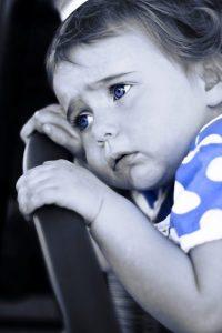 Lapsella on oikeus elämään ilman väkivaltaa