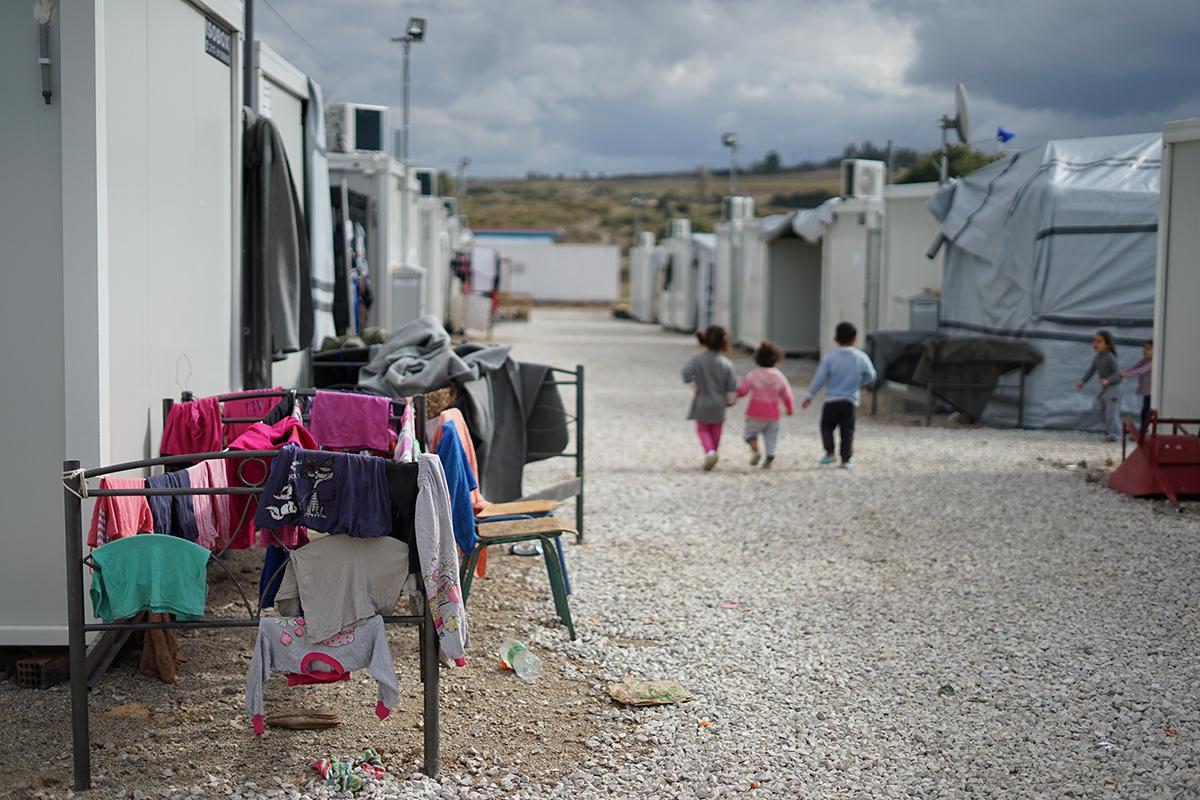 Suomen tulee kantaa vastuuta Morian pakolaisleirillä olleiden lasten suojelemiseksi