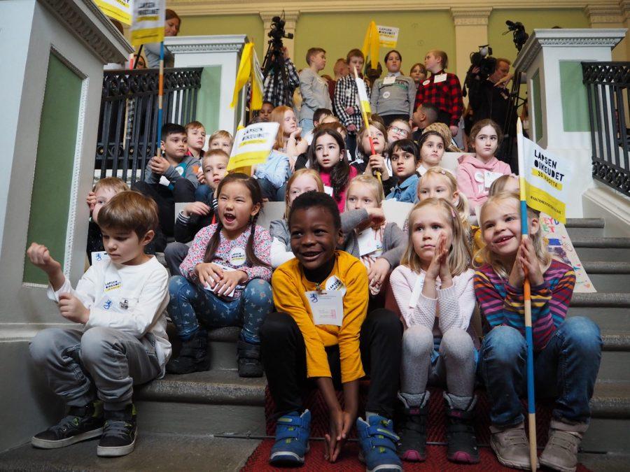 Lasten tahto: Politiikan tulisi olla vuorovaikutusta ja kuuntelua