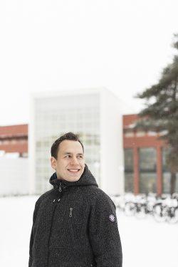 Sami Isoniemi, lastensuojelun tienraivaaja ja poliisi
