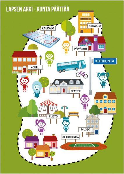 Liedon kunnanvaltuustossa eniten lasten ja nuorten valtuutettuja – Katso oman kuntasi tilanne