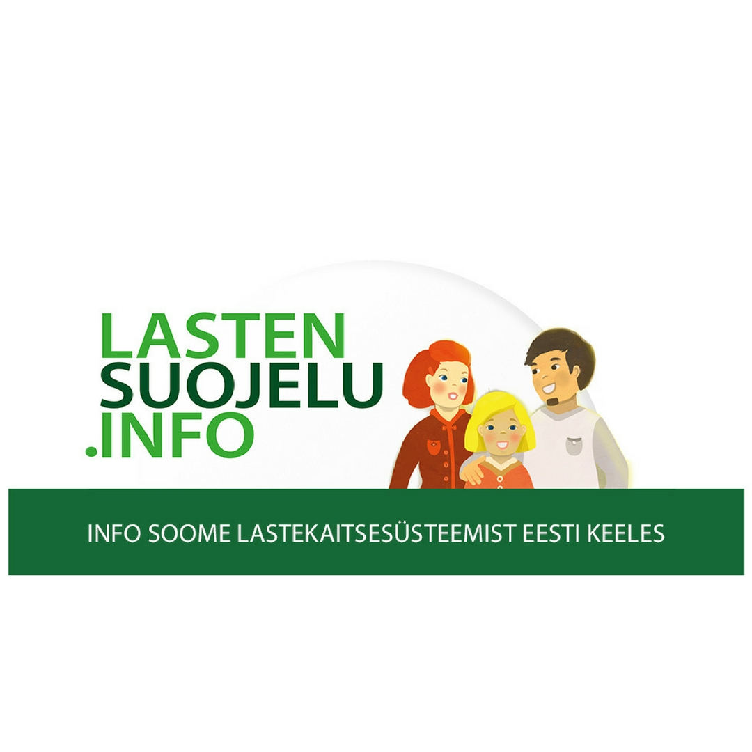 Lastensuojelu.info tarjoaa tietoa lastensuojelusta myös viroksi