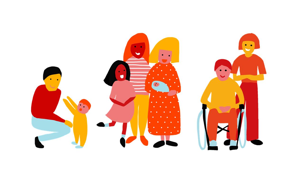 Lapsi- ja perhejärjestöt sekä seurakunnat Tulevaisuuden sosiaali- ja terveyskeskuksessa –  perheet keskiöön ja monimuotoisuus huomioon!
